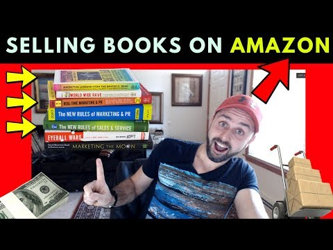 How To Get Started Selling Books on Amazon FBA | 11 Common Q