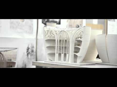 EPFL Architecture Section - Master Project