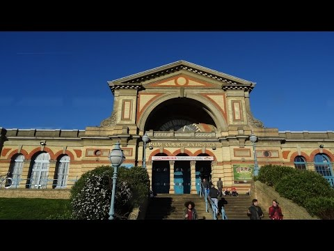 The London Festival of Railway Modelling, Alexandra Palace, 2017