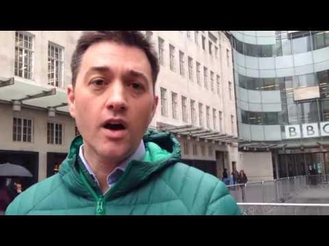 Daniel Fisher, BBC world newsgathering assignment editor