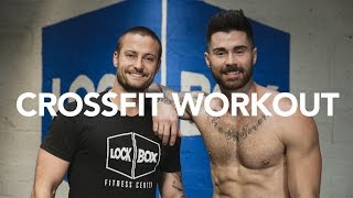 CROSSFIT WORKOUT - IT GOT REAL