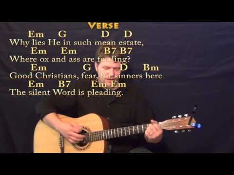 Mandolin mandolin chords what child is this : What Child is This - Strum Guitar Cover Lesson in Em with Chords ...