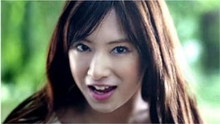 北川景子 CM SONY デジカメ サイバーショット 2011-2012 http://www.you...