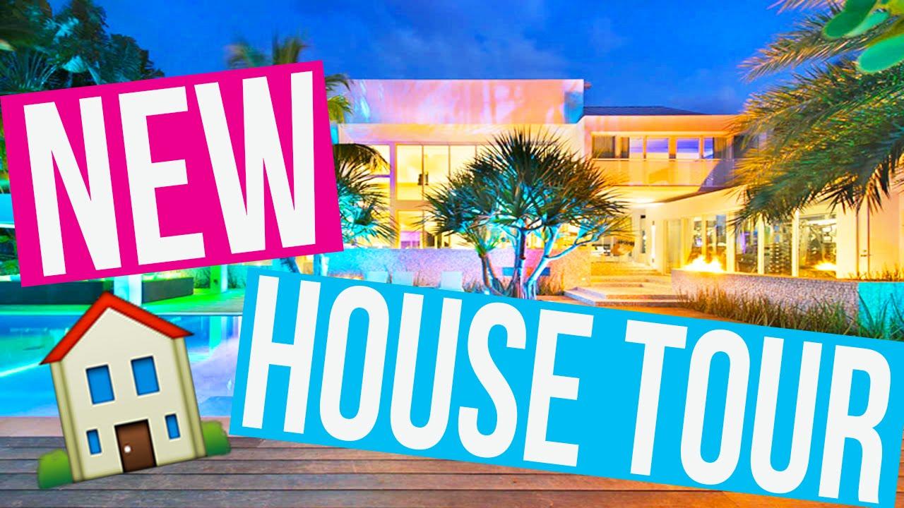 New House Tour Youtube