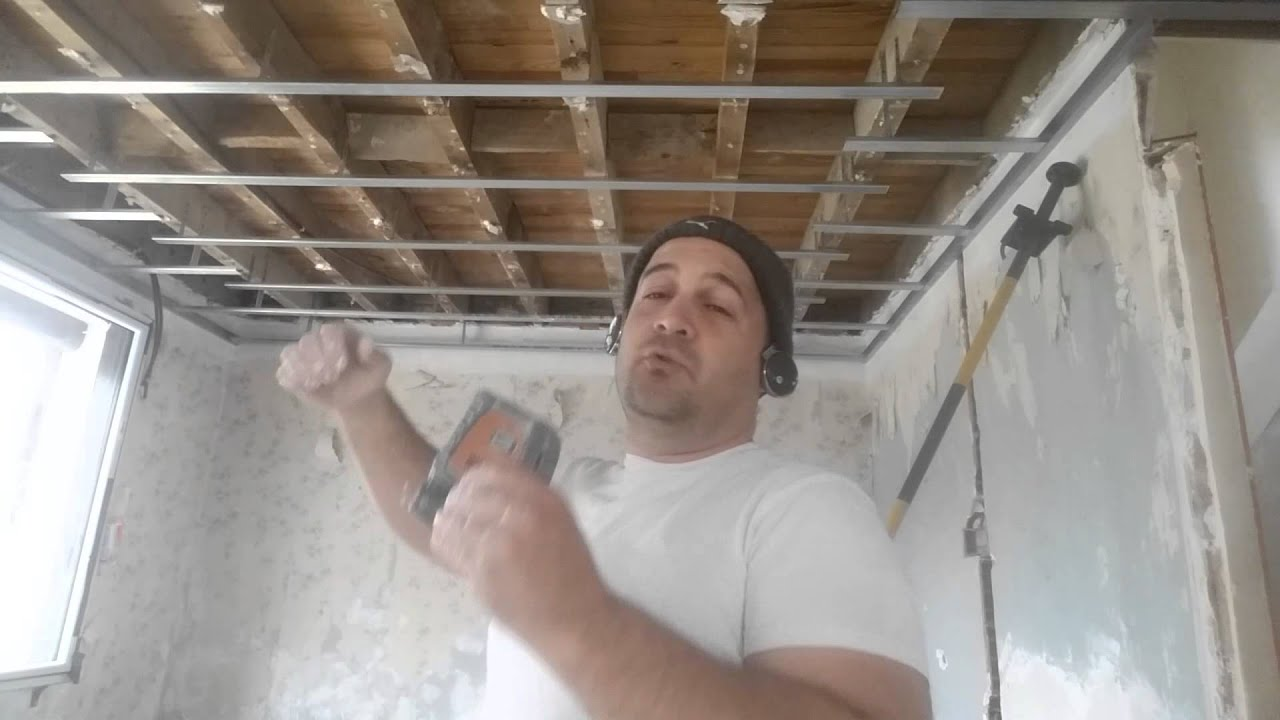 Decaisse De Plafond La Suiter