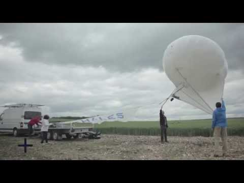 Thales: A tethered aerostat for surveillance missions