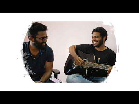 Nenjodu Kalandhidu | Kaadhal Konden | Acoustic Cover | Ft. Newmen Jr | AB Dishan