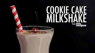 How To Make A Cookie Cake Milkshake | Myrecipes