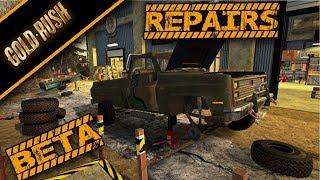 REPAIR BETA IS HERE   GOLD RUSH THE GAME   UPDATE 1.4 BETA