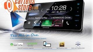 REVIEW KENWOOD DDX917WS | Headunit Doubledin Hires Dengan Layar Lebar | Cartens Store
