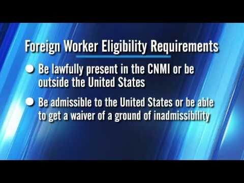 Step by Step Instructions for Employers Petitioning for Transitional Workers in the CNMI