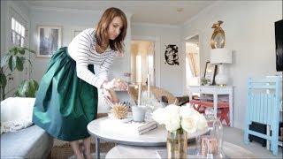 Caitlin Moran | Glitter Guide Editor's Home Tour