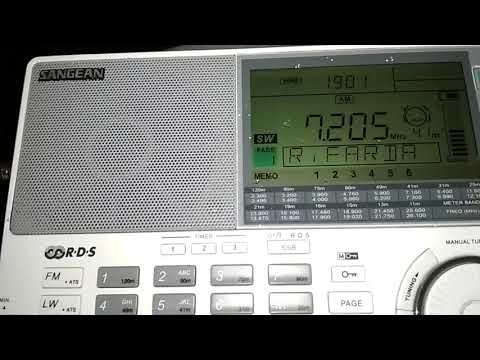 2018-01-08 1559 UTC 7205 kHz Sudan Radio