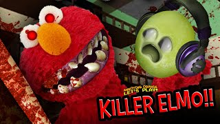 KILLER ELMO vs GAMING GRAPE (Puppet Elmo Ch. 1)