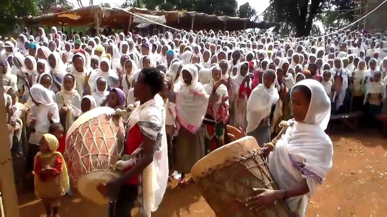Ethiopian Orthodox Tewahedo Mezmur In Afan Oromo ኦሮምኛ መዝሙር Wollega Ethiopia Youtube
