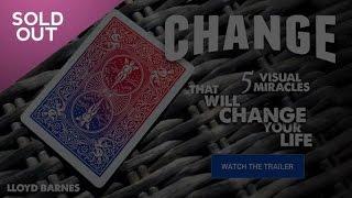 Change Vol. 1 by Lloyd Barnes / Ellusionist (Review)