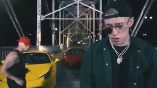 Bad Bunny - Me Compre Un Panamera ft Arcangel, Almighty (Video Oficial)