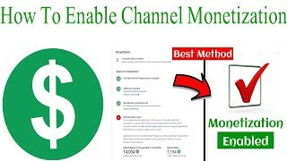 How to Enable Youtube Monetization 2019 | Agr Chanel Under Review main ho to Monetize Kaisy Karwain?