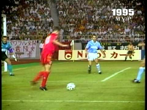 J.League 1995 Season MVP Pixy(Stojković) (Nagoya Grampus Eight) Movie