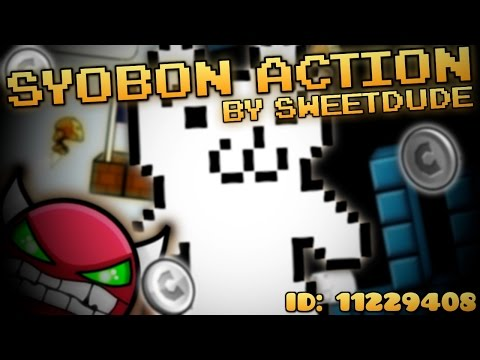 Geometry Dash 2.0 - Syobon Action by SweetDude (DEMON)