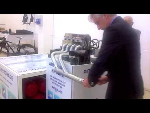 Air Power compressed air engine