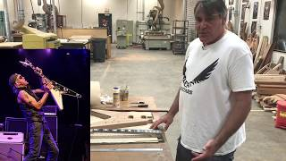 Episode 3: Inside the Woodshop - USA Michael Schenker Standard & Dime Slime