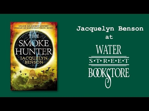 Jacquelyn Benson at Water Street Bookstore