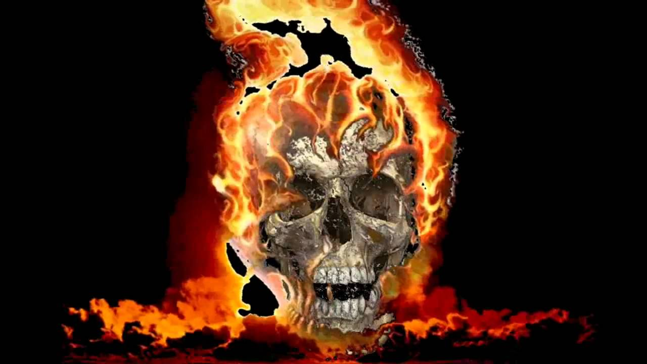 animated flaming skull www pixshark com images fire clip art free outline fire clip art software