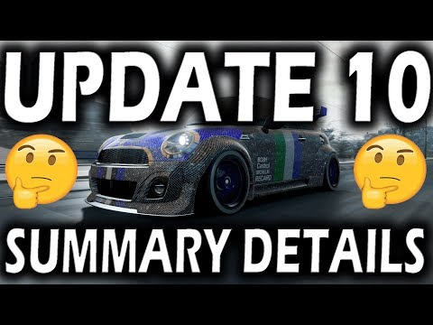 """Forza Horizon 4 """"UPDATE 10"""" New Cars - Star Cards - Detailed Info"""