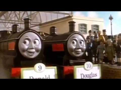 Top 10 Thomas and friends characters
