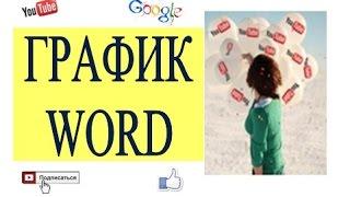 Работа с #word: построить график(http://elenabrain.ru/ опрос - следующая тема для новых видео Компьютерные курсы: - компьютер - интернет - создание..., 2015-08-24T06:59:34.000Z)