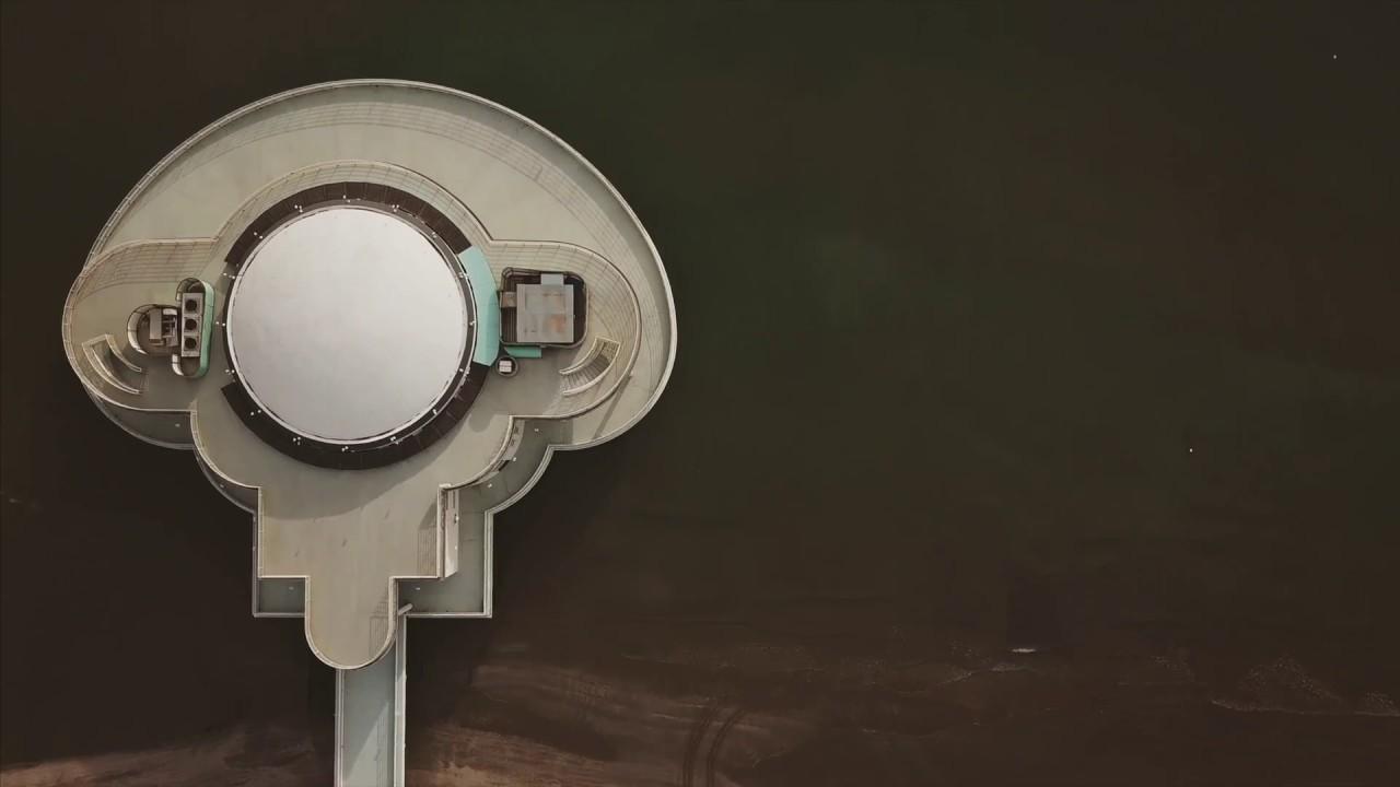 Senigallia dall\'alto - Hotel Terrazza Marconi - YouTube