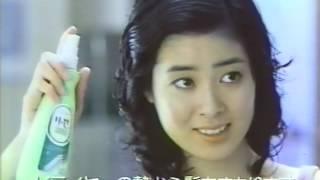 宮崎美子さんもリーゼブロースタイリング のCMをやってたけど、その前は...