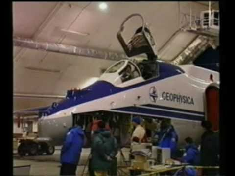 The Airborne Polar Experiment (1997) (2/3)