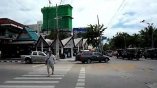 Паттайя. Перекрёсток | Отдых в Таиланде(http://siam.tenit.ru/ Паттайя это не только популярный курорт, но и столица развлечений Таиланда. Моя партнерская..., 2009-10-28T21:58:52.000Z)