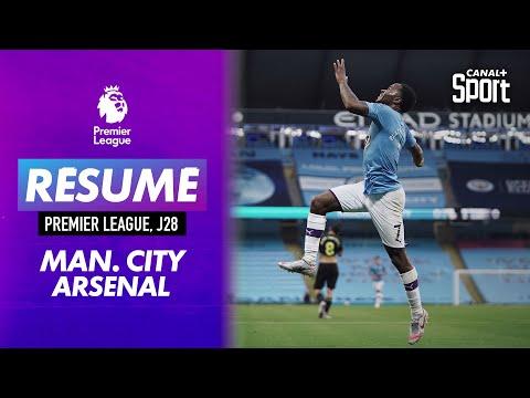 Manchester City corrige Arsenal