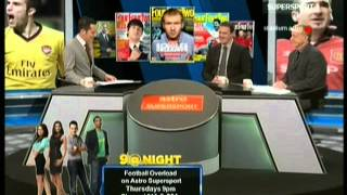 Malky Mackay on Astro Supersport - FourFourTwo