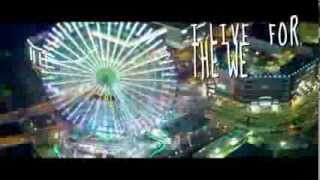 """THE SOUNDS - """"WEEKEND"""" -  OFFICIAL LYRIC VIDEO"""