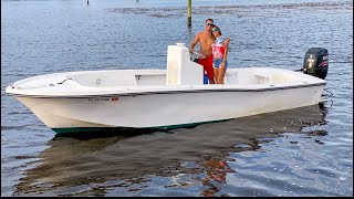 WE BOUGHT A BOAT!!: project boat