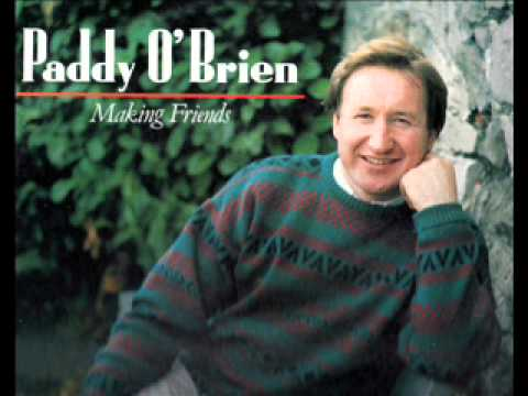 Paddy O'Brien  The Little White Cross.