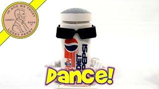 Dancing Diet Pepsi Moovin