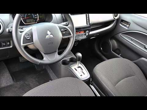 mitsubishi space star 1.2 instyle cvt - youtube
