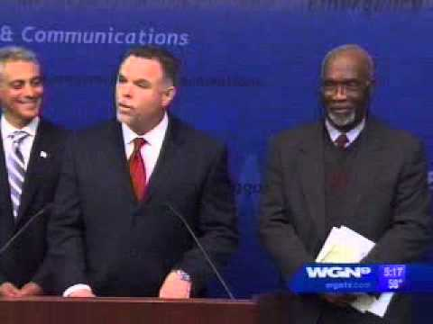 Meet Chicago's New Public Safety Leadership Team