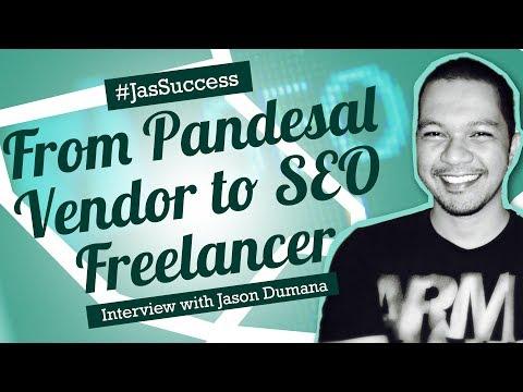 🔴From Pandesal Vendor to SEO Freelancer | Jason Dumana | JasSuccess 031