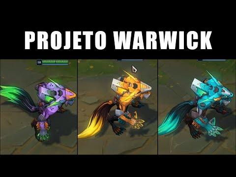 PROJETO: Warwick - Croma Skin