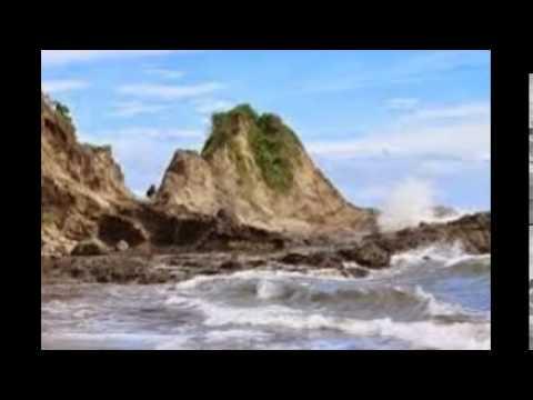 Tempat Wisata Pantai Karangnini Ciamis