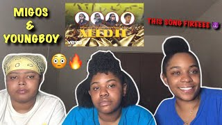 Migos - Need It (Visualizer) ft. YoungBoy Never Broke Again REACTION!!!