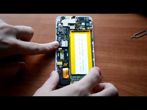 Копия iPhone 6 - что же у нас внутри?