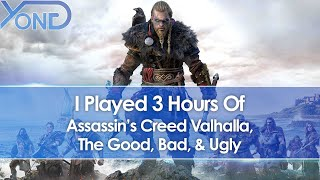 I Played 3 Hours of Assassin's Creed Valhalla (Hands-On Gameplay Impressions)