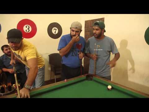 كرفان - صد رد 2014 - البلياردو